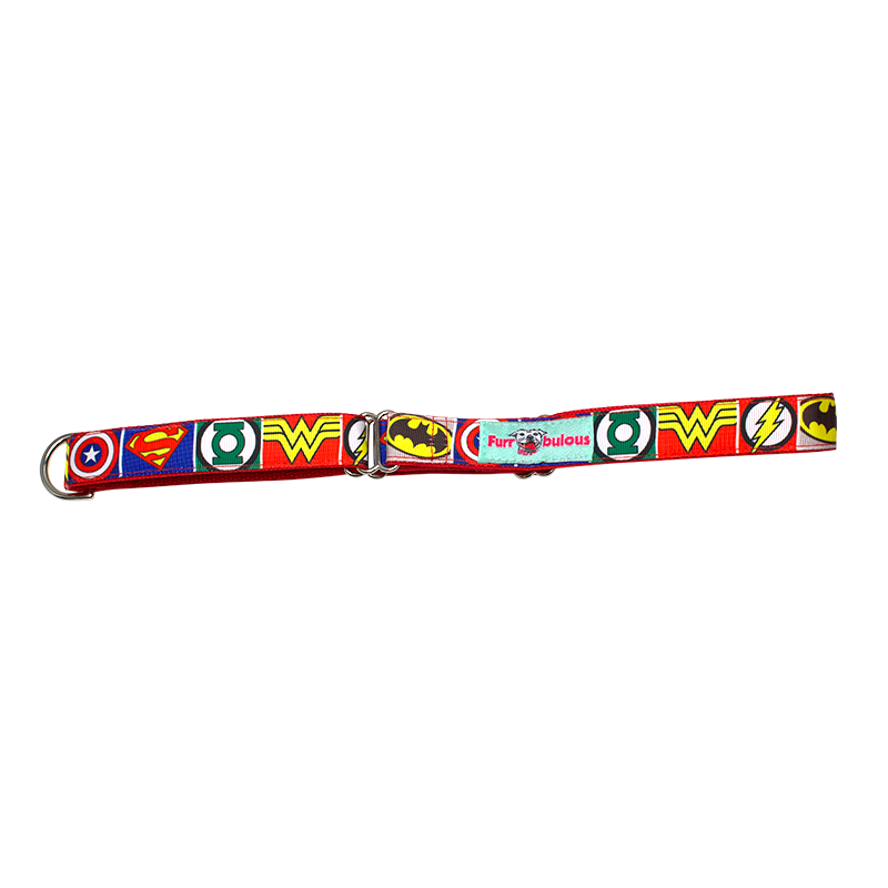 "Martingale 1"" Dog Collar"