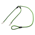 Dual dog leash for small pups - 4'