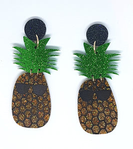 Cool cool pineapples