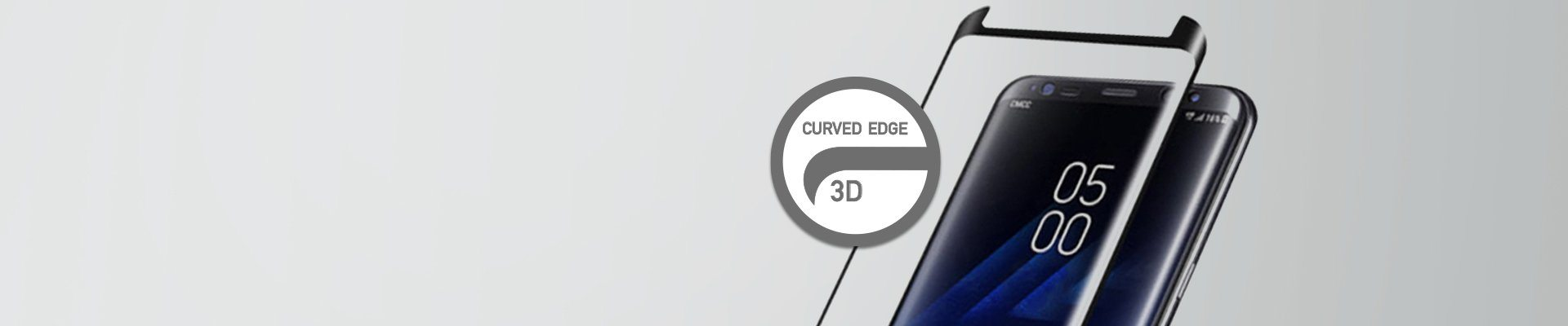 3D Curved Screen