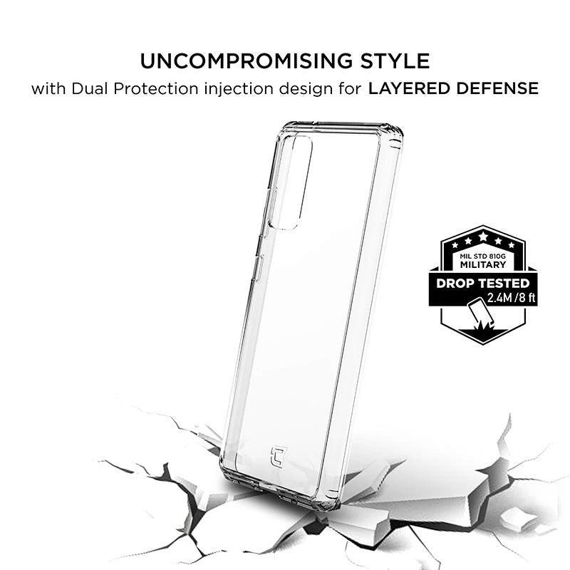 Samsung S21 Ultra Fremont Clear Case