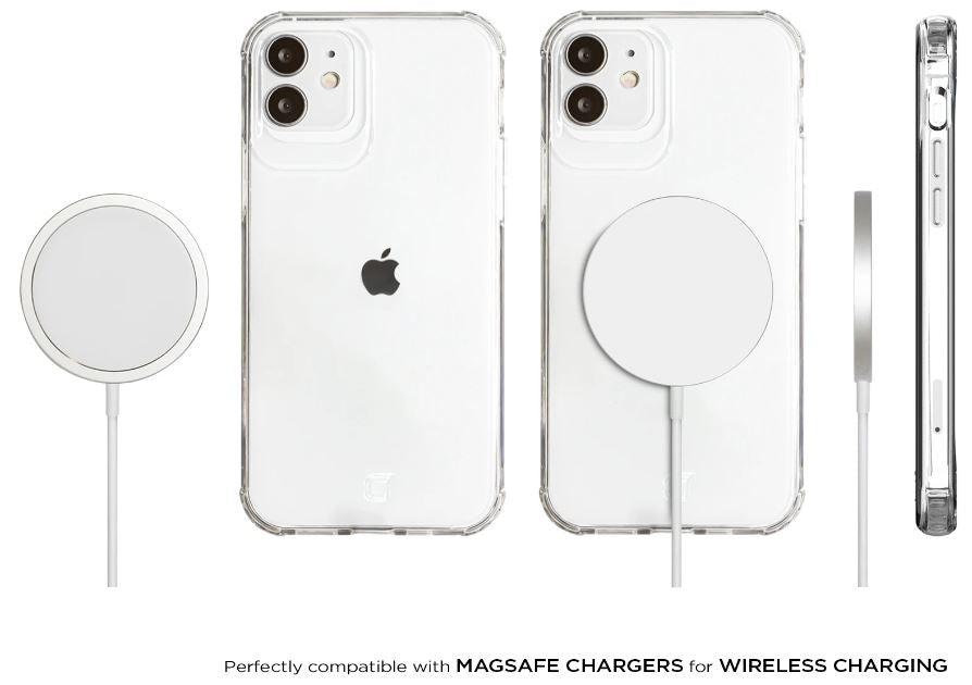 iPhone 12 Fremont Clear Case