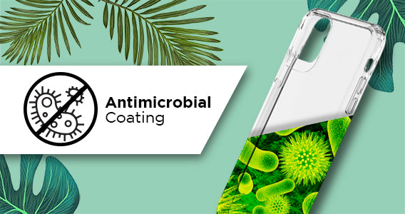 antimicrobial screen protector, antimicrobial tempered glass screen protector