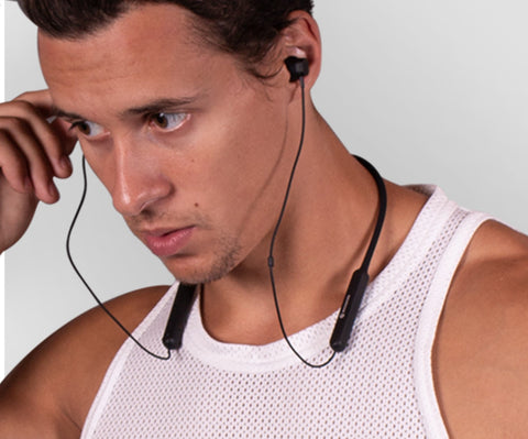 S1 Splash Resistant Bluetooth Sports Earbuds