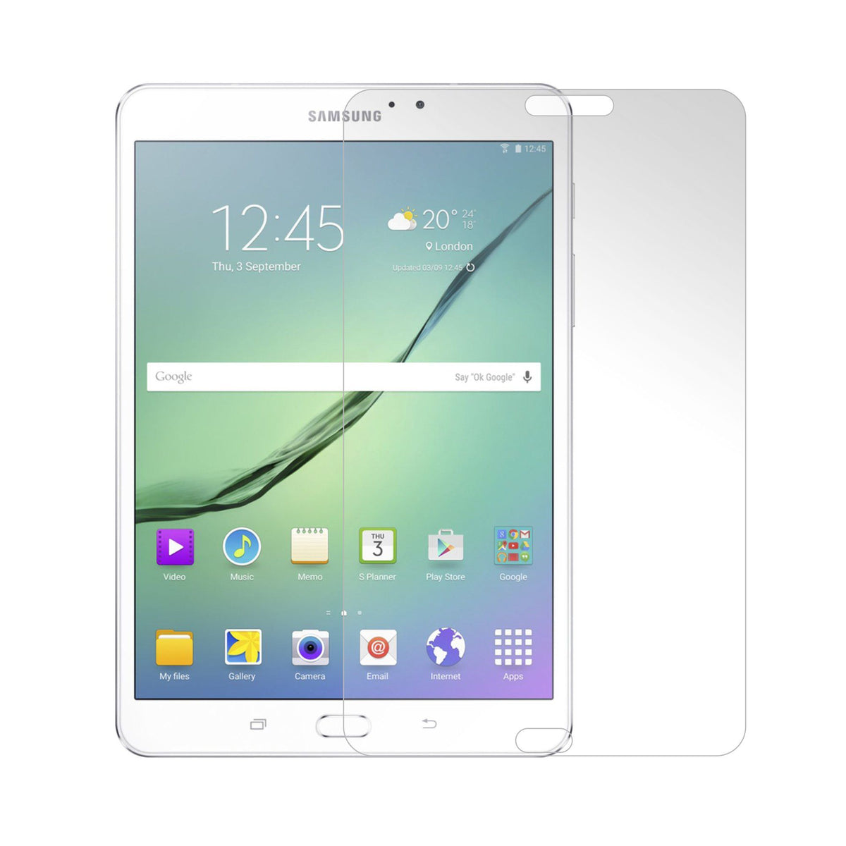 Screen Protector Samsung Tab E 9.6 Inch Tempered Glass Screen Protector | Caseco