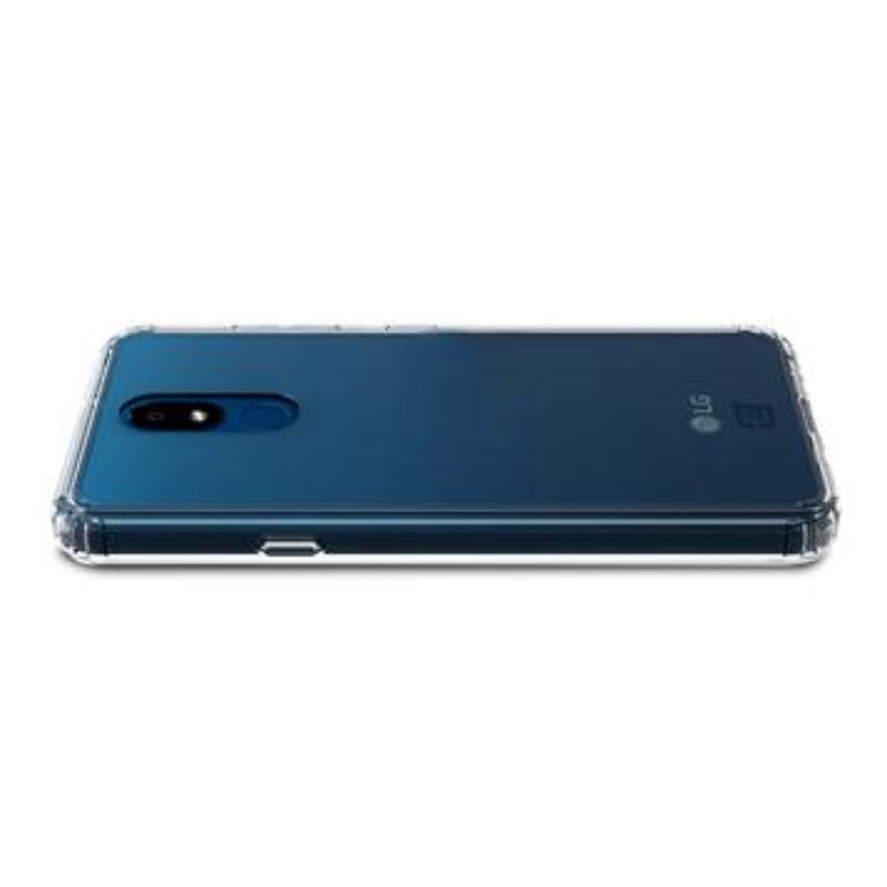 Clear Tough Case - LG K30 Slim Clear Protective Case | Caseco
