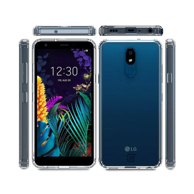 Fremont Clear Tough Case - LG K30 Fremont Caseco
