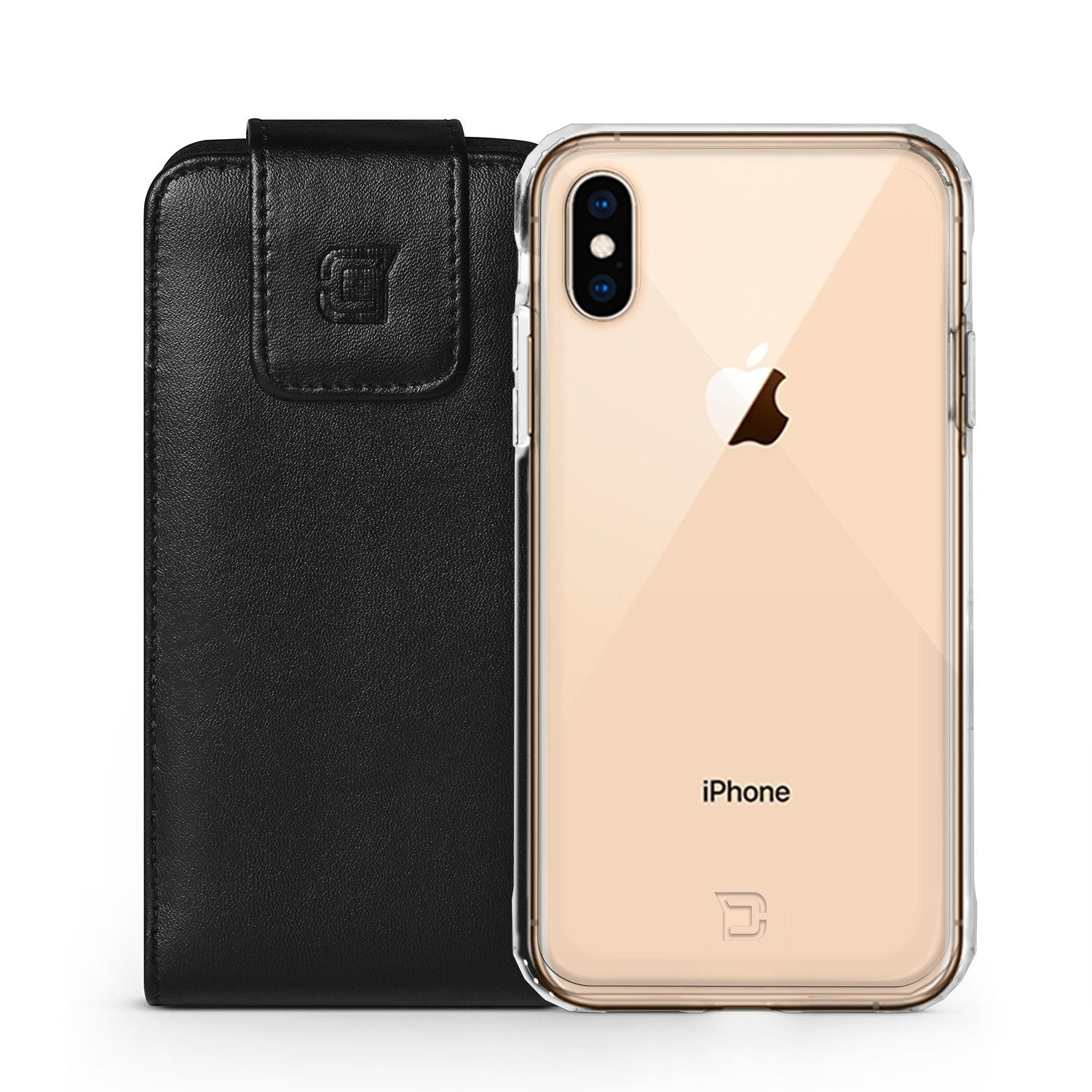 Vertical Pouch (Fits With Fremont Case) - iPhone X/XS