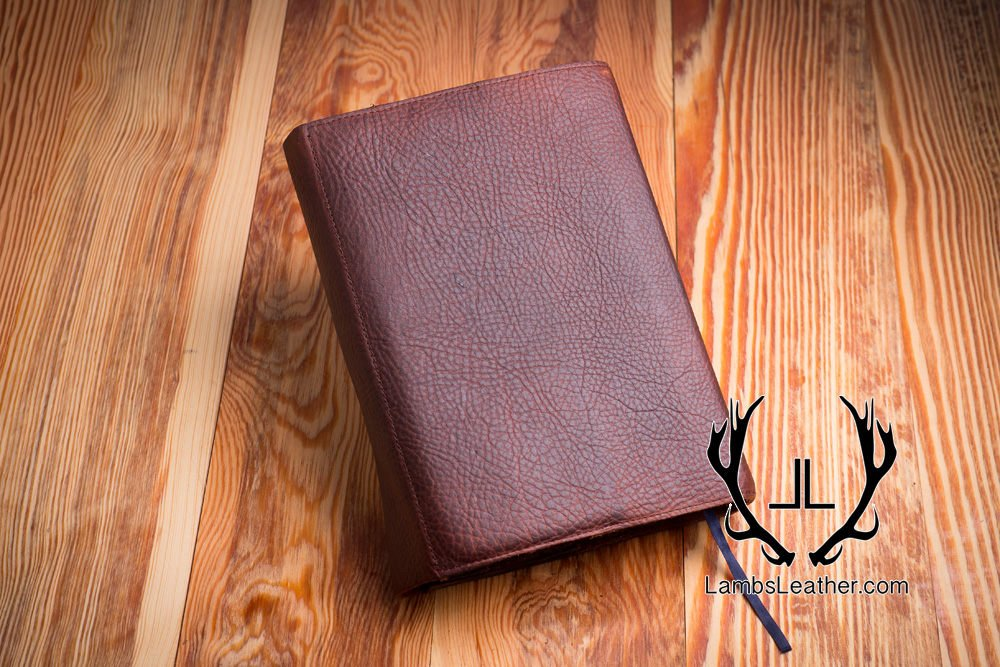Leather Bible Cover, Leather Book Cover, Bible Cover #1
