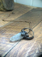 Witches Finger Pendant