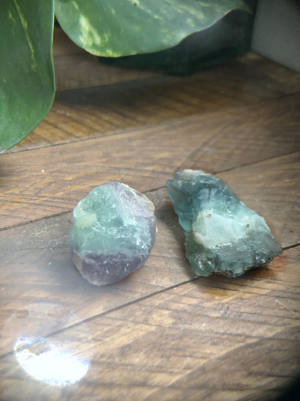 Fluorite Rough (Medium)