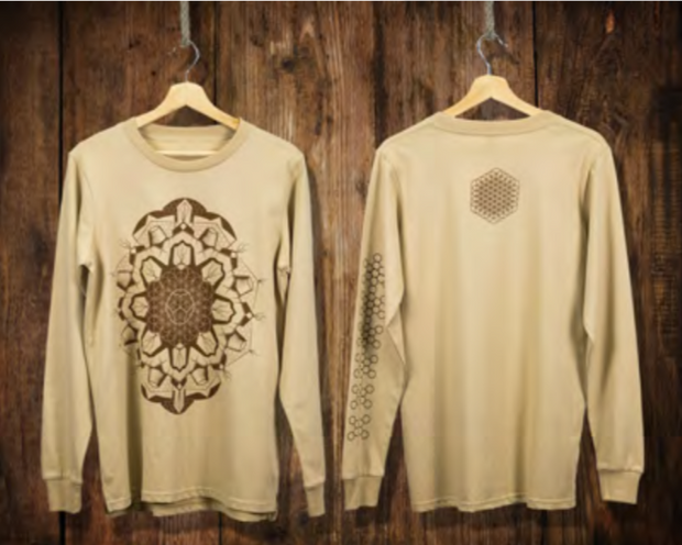 Electric Geometry Long Sleeve