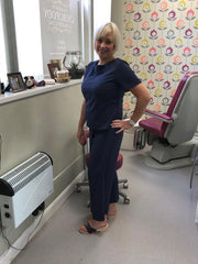 Scholl summer sandals podiatry approved West Yorkshire stockist