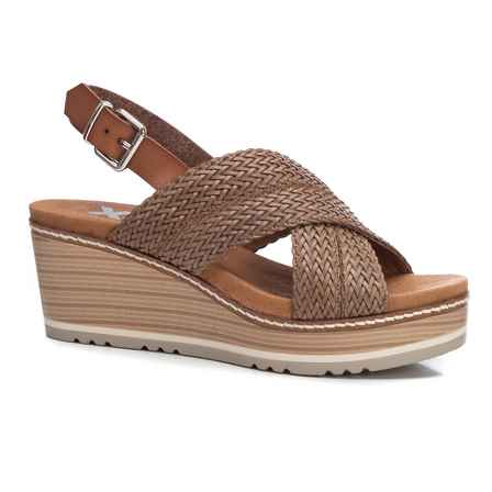 Ladies XTI Taupe Sandal 42334