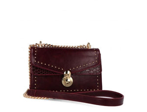 Ladies Menbur Burgundy Handbag 49983