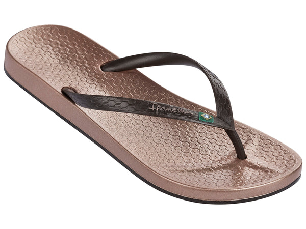 Ladies Ipanema Bronze Sandal Anatomica Delivery Throughout Uk