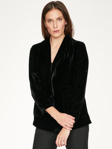 Ladies Thought Clothing Black Blazer 5081