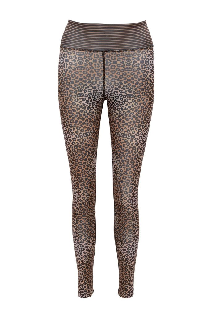 Blossom Cool For Cats Leopard Active Leggings