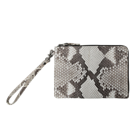 BLY CLUTCH, Natural Python