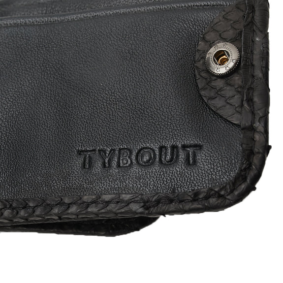 CLEVELAND BI-FOLD WALLET, Ink Black