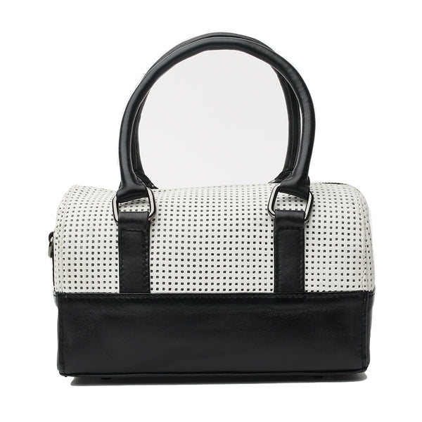 MAE PURSE, Graphic White