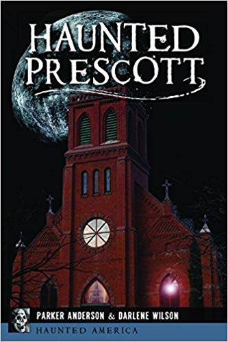 Haunted Prescott Book