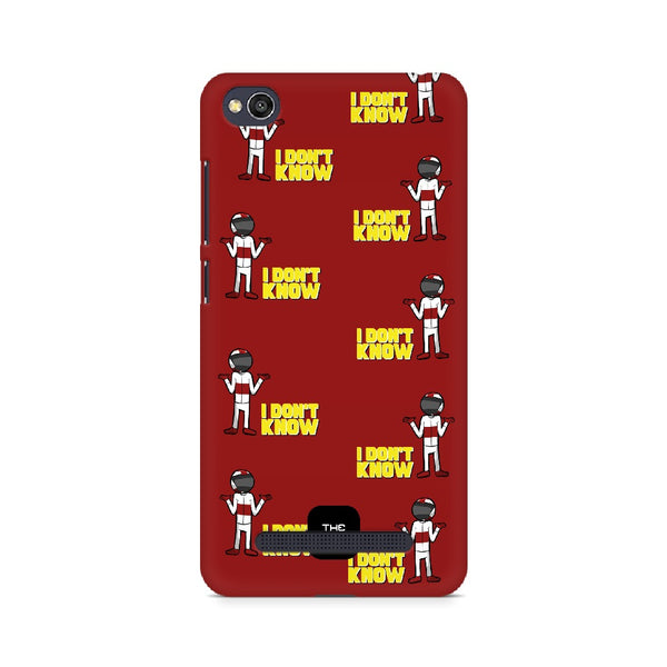 Kimi Doesn't Know - Phone Case
