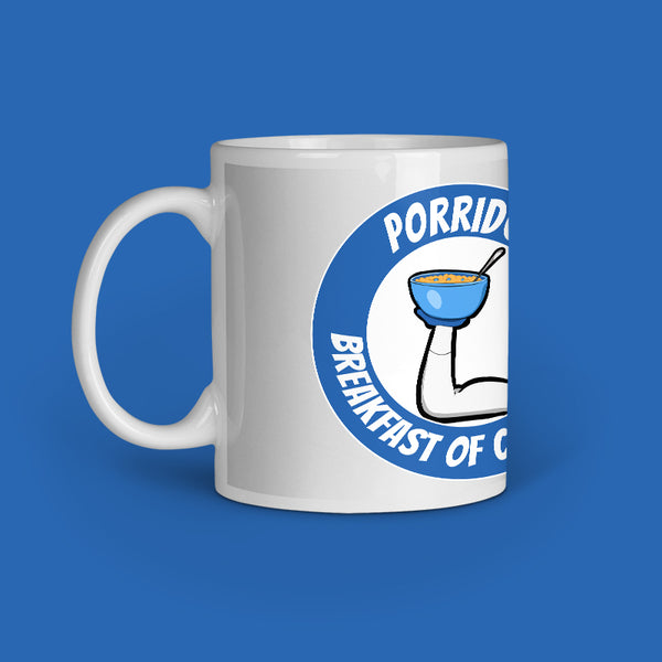 Porridge: Breakfast Of Champions - Mug