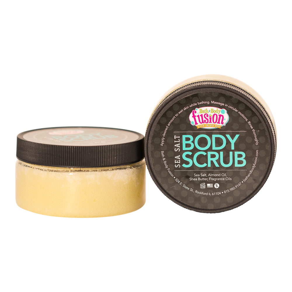 Hydrating Body Scrub - World Famous!