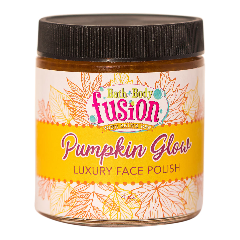 Pumpkin Glow Face Polish (In-Store Only Scrub)