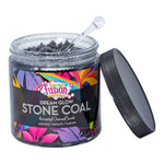 Stone Coal Activated Charcoal Face + Body Scrub