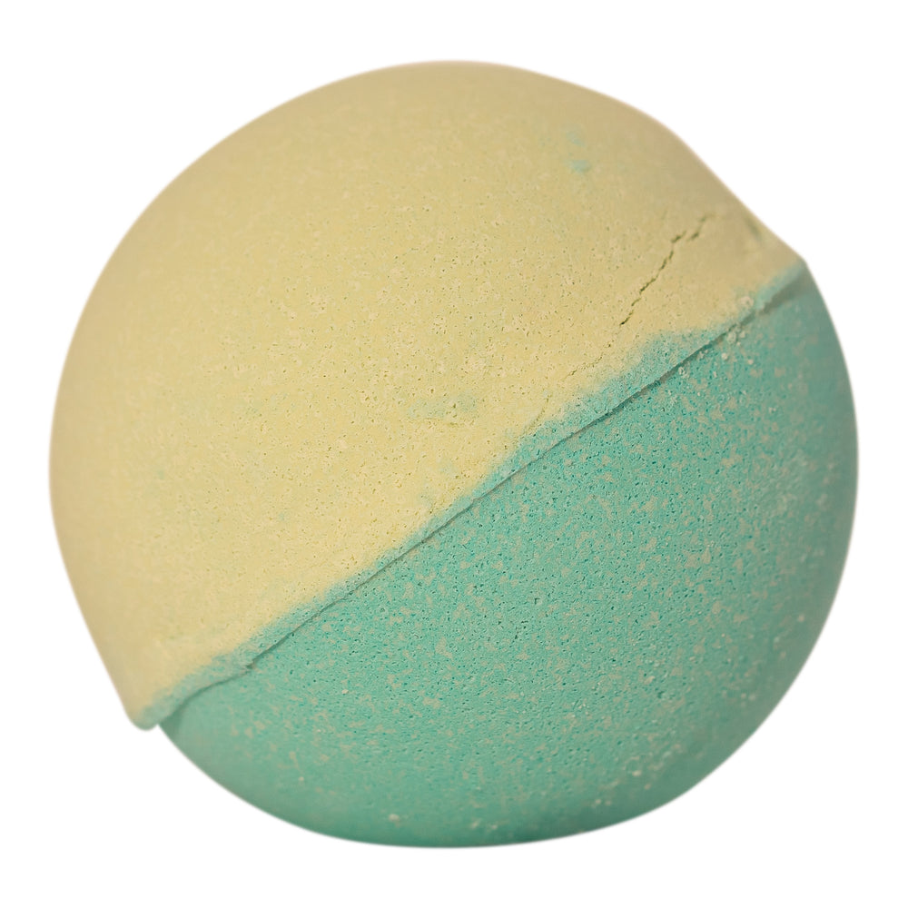 Lime in the Coconut - Musee Surprise Jumbo Bath bomb!