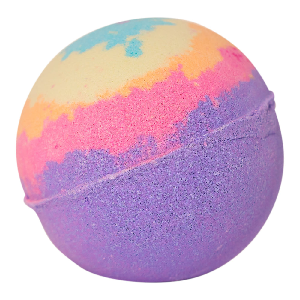 Rainbow Connection- Musee Surprise Jumbo Bath Bomb!