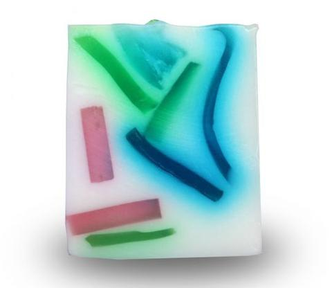 Sea Glass Art Soap