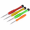 13 Pieces Repair Tool Kit Pry Opening Screwdriver Set for iPhone/iPad/Xiaomi/Samsung