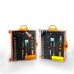 79 in 1 DIY Hardware Diy Repair Magnetic Bit Holder Ratchet Screwdriver Tool Kit Sets