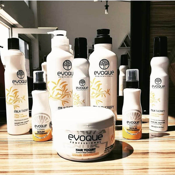 Evoque Professional Milk Therapy: Professional Help at Home