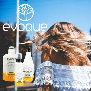 Better Strength and Shine with Evoque Shampoo