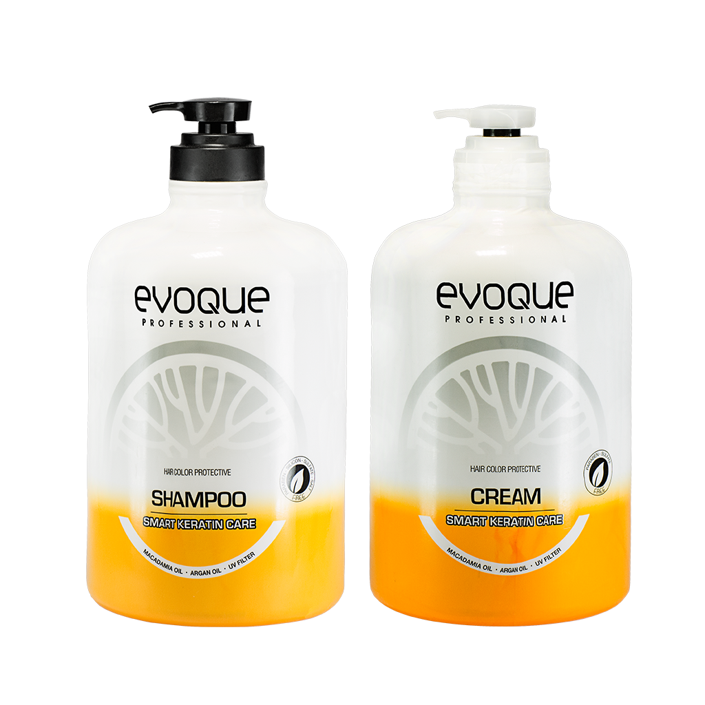 Evoque Keratin Shampoo Bundle: Gallon - %15 OFF