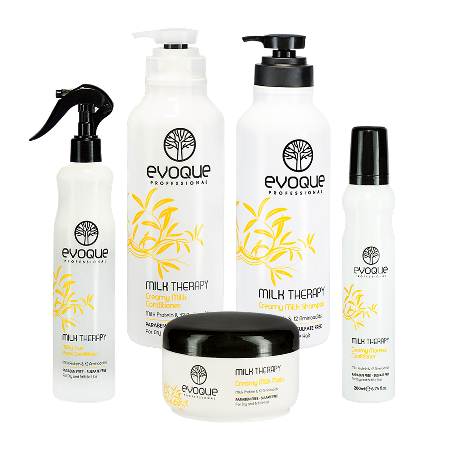 Evoque Milk Therapy Bundle 35% OFF