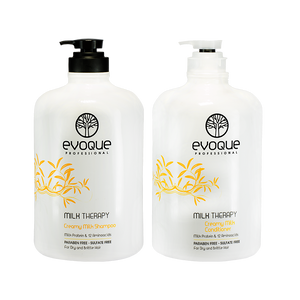Evoque Milky Shampoo Bundle: Gallon - 15% OFF