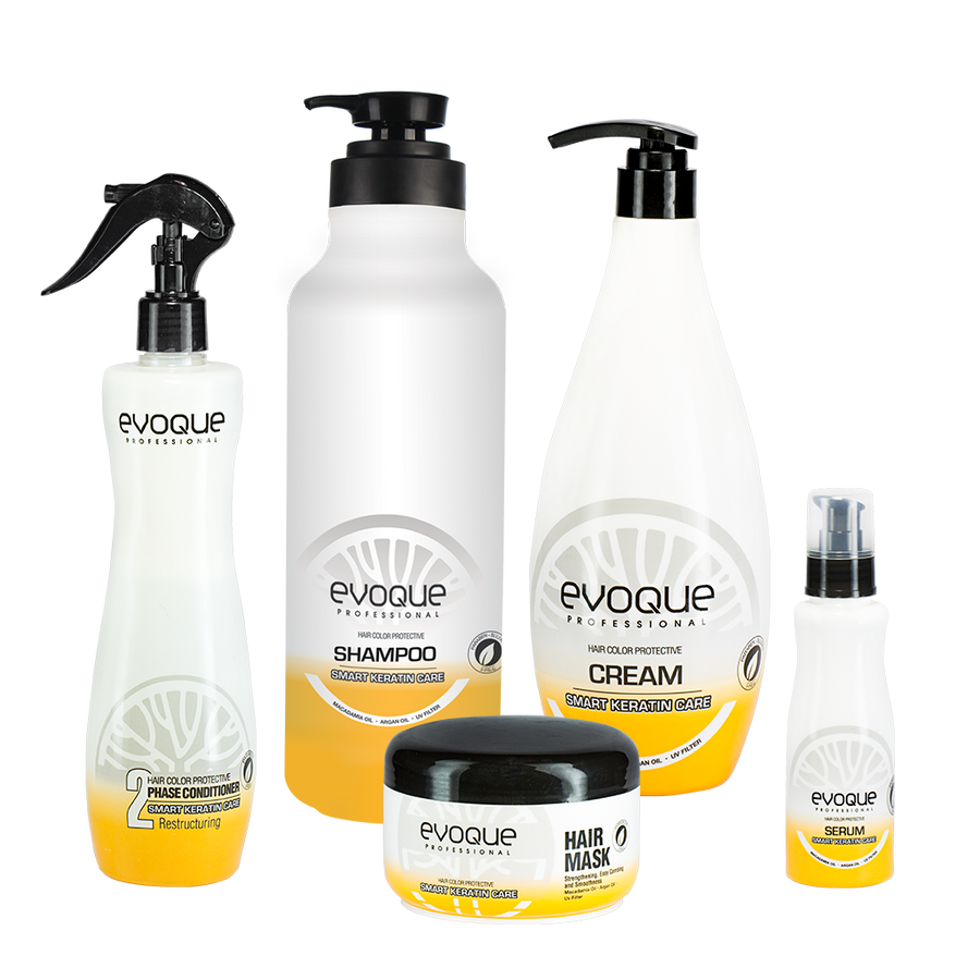 Evoque Smart Keratin Bundle - %30 OFF