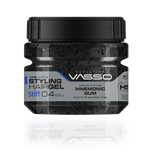 Vasso Hair Gel The Stiff 500ml (16.91oz)