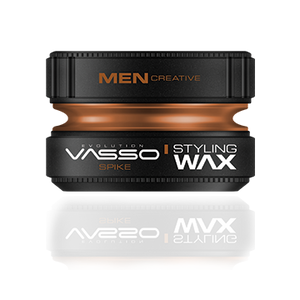 Vasso Hair Styling Wax Clay (Spike) 150ml (5.07oz)