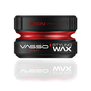 Vasso Hair Styling Wax (Resist) 150ml (5.07oz)