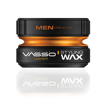 Vasso Hair Styling Wax (Usher) 150ml (5.07oz)