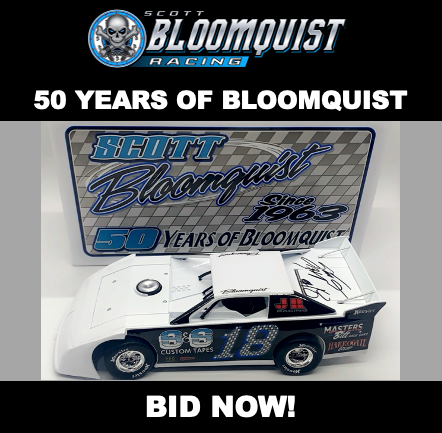 50 YEARS OF BLOOMQUIST: #1 OF 50