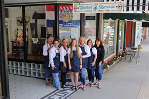The Girls of The Bluebird