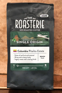 Colombia Vienna Coffee 12 oz Bag