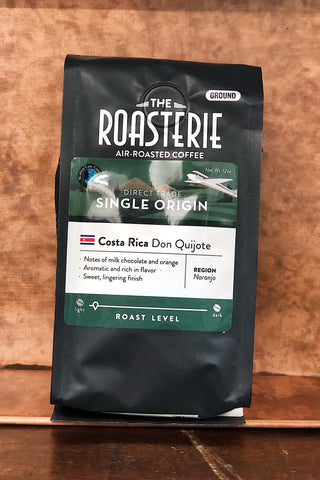 Costa Rica Coffee 12 oz Bag